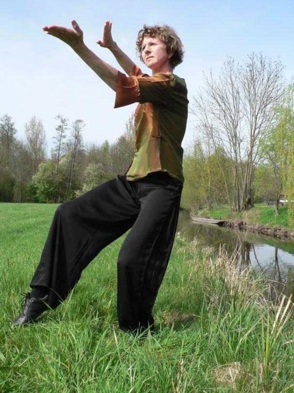 Régine SCHILLING, professeure de Qi Gong